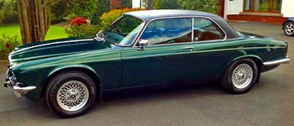 1977 Daimler XJC Coupe