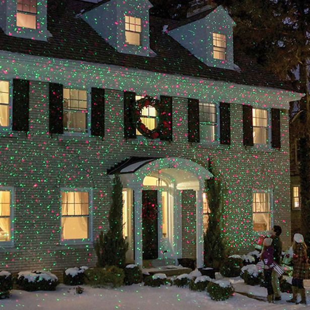 clearance dual color christmas light projector waterproof only - Christmas Light Clearance