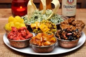 Image result for sri lankan new year food