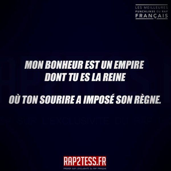 punchline rap français | ... de Fa-Rah196 - les meilleurs punchlines du rap français - Skyrock.com