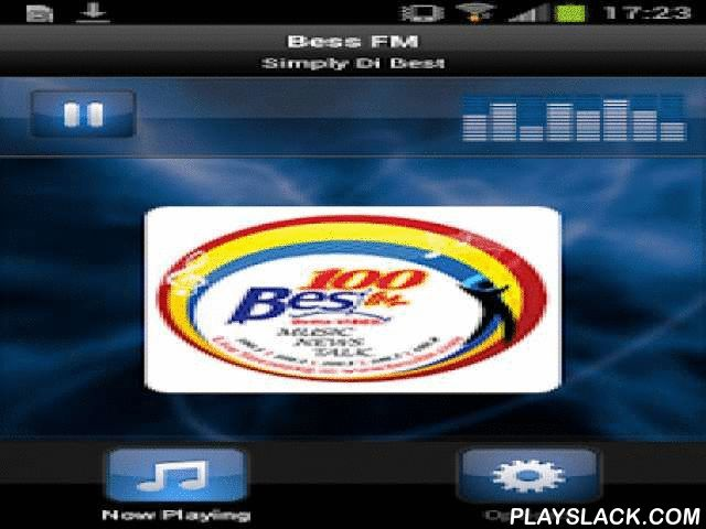 Bess FM  Android App - playslack.com , Bess 100 FM Your 1 Radically Cultural Radio Station In Jamaica. Listen Live At http://BessFM.com || Hashtag Us #BessFM