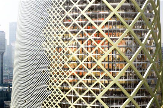 hypergreen la nouvelle tour cologique du futur r sille. Black Bedroom Furniture Sets. Home Design Ideas