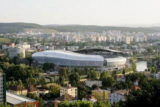 Cluj Arena, Cluj-Napoca, România