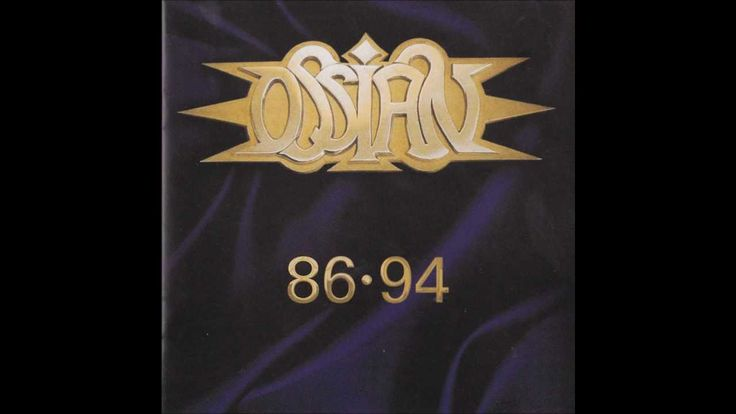 Ossian-1-Acélszív (2012 remastered)