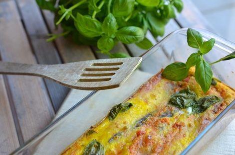 Renske Kroes - aubergine lasagne