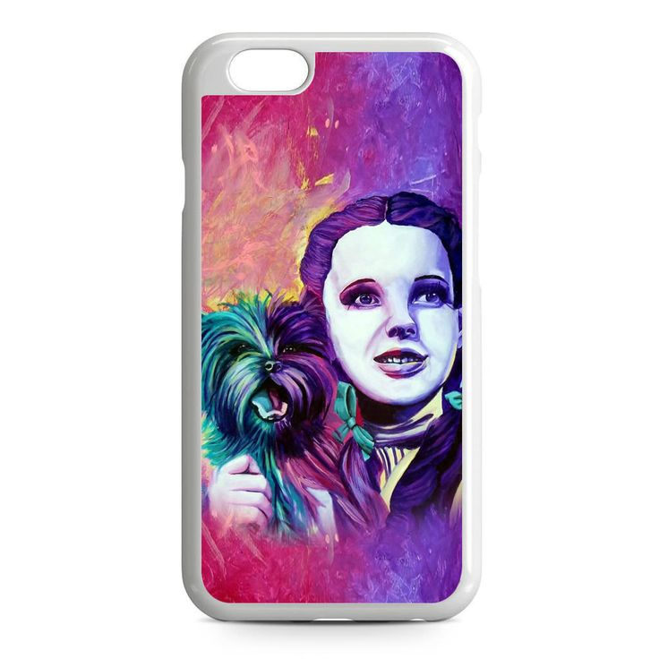 Dorothy and Toto from Wizard of OZ iPhone 6 Case