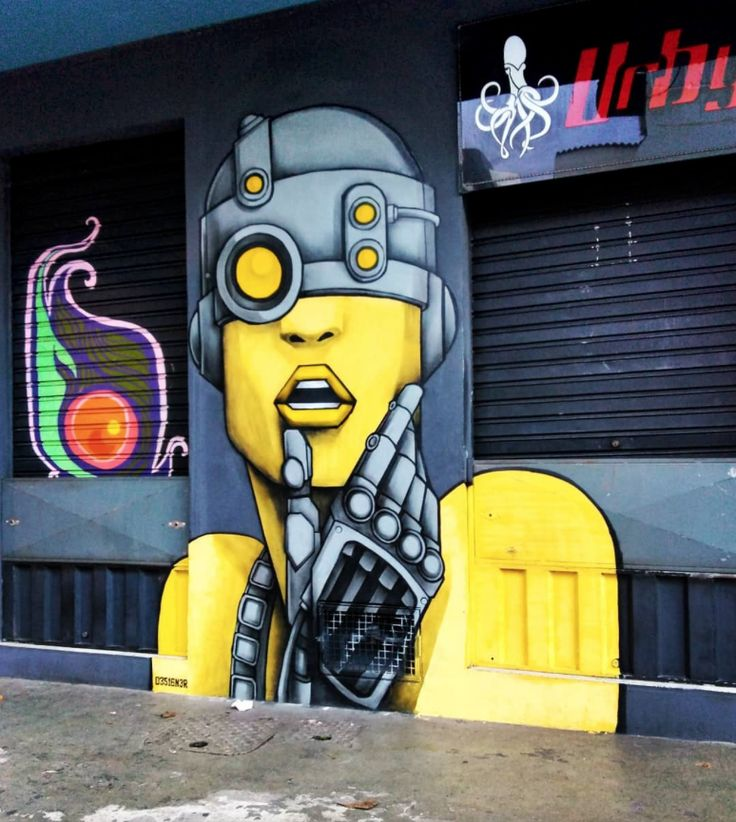 341 best Art - Street Art images on Pinterest | Street art, Urban ...
