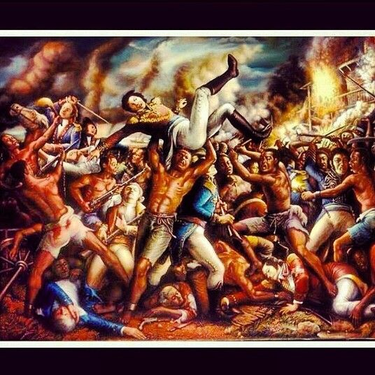 The Battle of Vertières (Northern Haiti) is the last battle of the indigenous army against the powerful French army of Napoleon Bonaparte. It opposed the troops (about 2,000 men) commanded by French General Donatien to the indigenous independentist army of General Jean-Jacques Dessalines (about 27,000 men, including the 9th Brigade of commanded by François Capois), who won the final victory, forcing Rochambeau to capitulate.  November 18, 1803, General Dessalines ordered to take the fort…