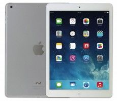 APPLE IPAD AIR WIFI 16 GB SILVER