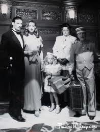 Tower Of Terror; The 5 people who disappeared. the starlet, the movie star, the kidlet, her nanny, and the  bellhop