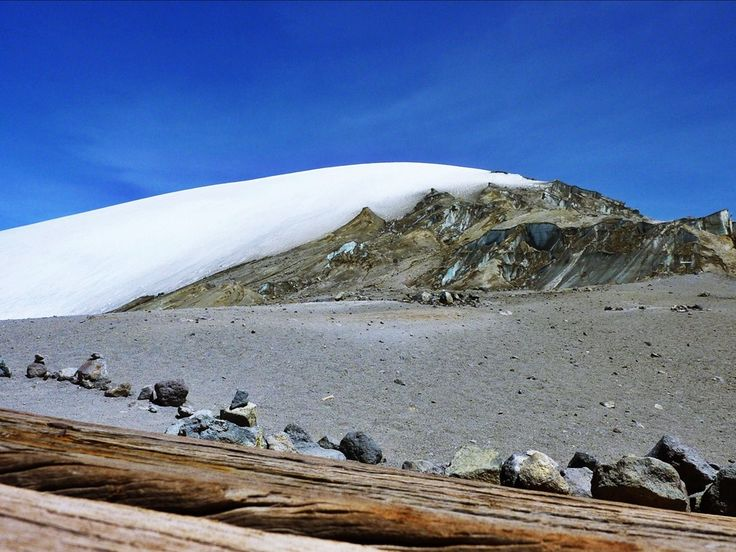 Los Nevados National Park Colombia