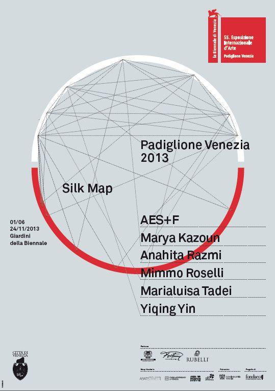 """La Biennale 2013: """"Silk Map"""", al Padiglione Venezia si ripercorre """"la via della seta"""""""