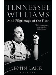 Tennessee Williams: Mad Pilgrimage of the Flesh by John Lahr, review: 'convincing' - Telegraph