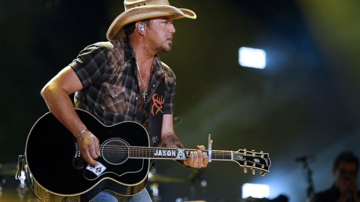 """Last Tuesday (October 7th) Jason Aldean dropped his new album """"Old Boots, New Dirt"""", his latest since 2012's """"Night Train""""."""