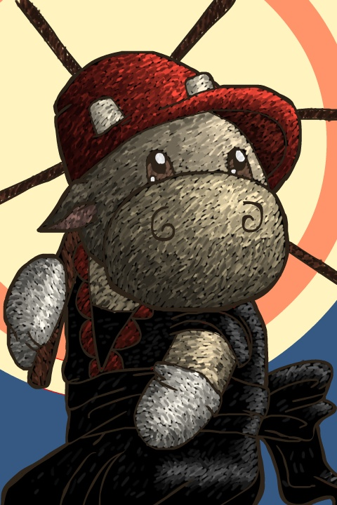 Moomie Art 1