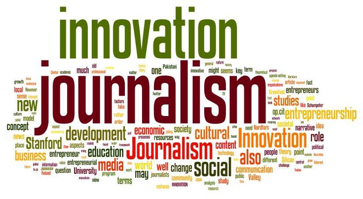 """Top tips"" list for journalism students"