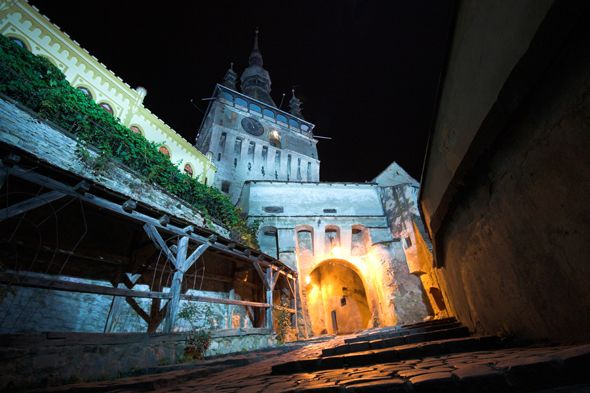 World's Most Haunted Cities-National Geographic:Posted by Intelligent Travel.