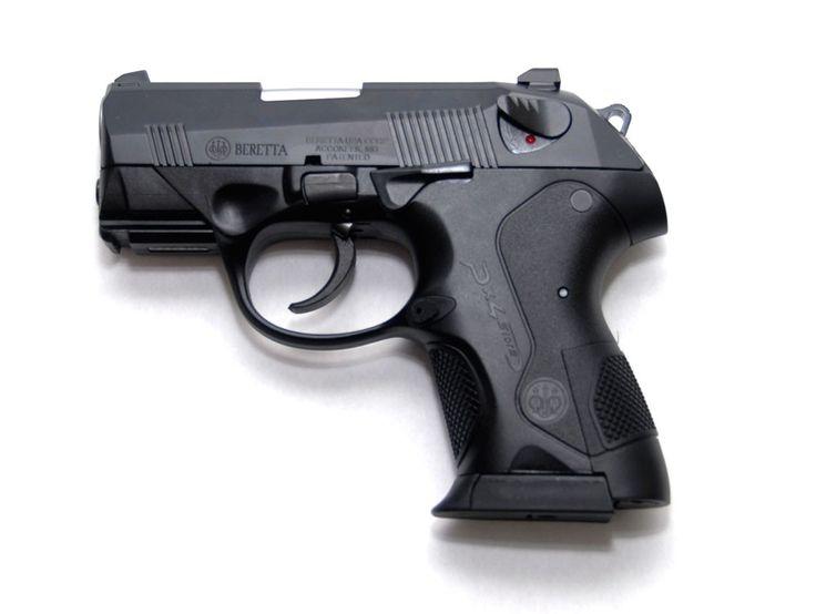 Smallest Beretta Handgun | Beretta PX4 Storm 40 Sub Comp - Beretta - Handguns - SGCUSA