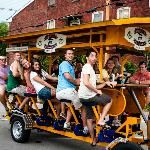 Things to do IN Louisville Kentucky!! Yep, we have these thirsty peddler contraptions in Louisville, too!