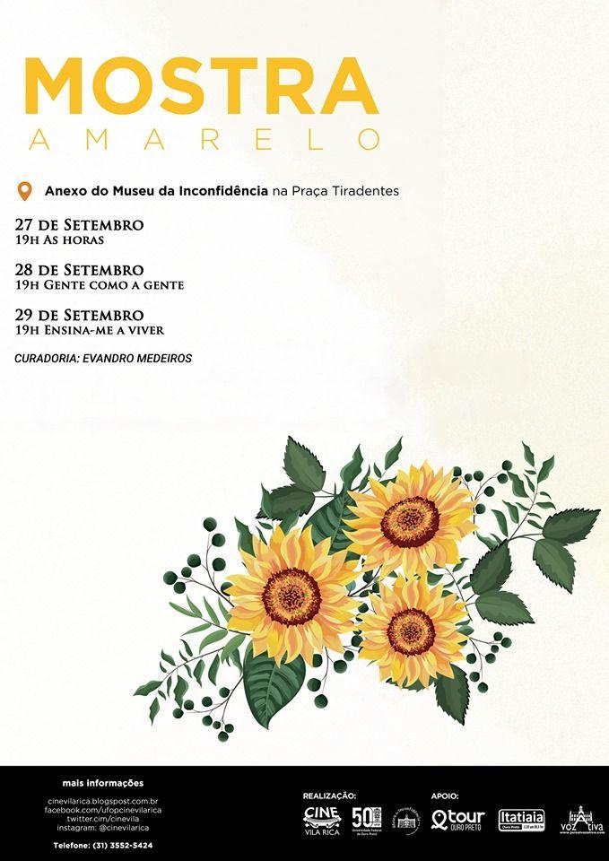 Setembro Ganha Uma Cor Especial Em Valorizacao A Vida O Amarelo
