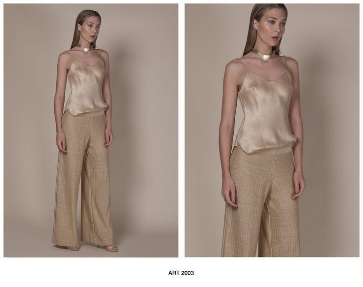 Colección Primavera Verano 016 (Presentada en Milán) | Agostina Bianchi