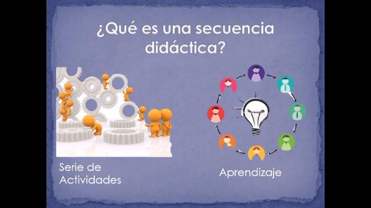 #SecuenciaDidáctica - Fundamentos y Ejemplo para Elaborarla | #Video #Educación