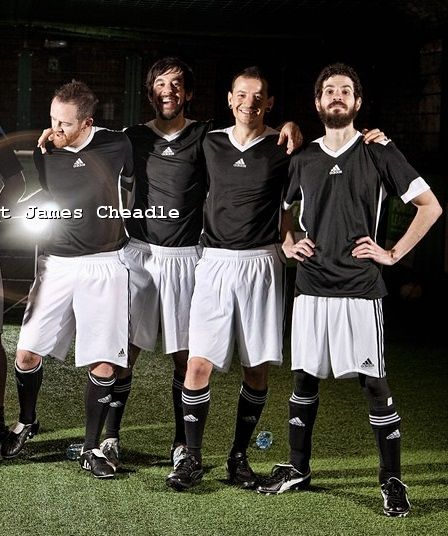 Phoenix, Mike, Chester, Brad