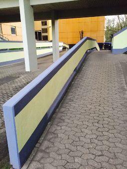 Grand City Property - Frische Farbe für die Wohnanlage in der Halbergstraße - Immobilien - Wohnung mieten Deutschland - Wohnungen deutschlandweit