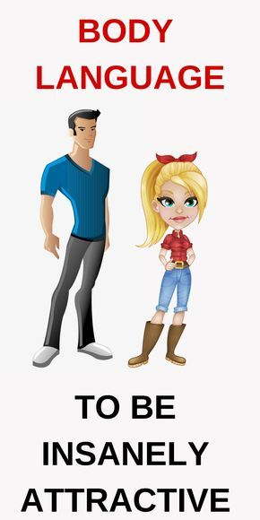 nonverbal flirting signs of men pictures cartoon girl
