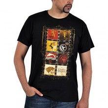 Camiseta Game of Thrones House