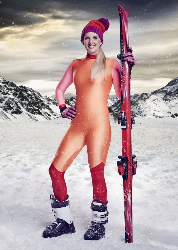 Louisa Lytton is the first celebrity to be eliminated from The...: Louisa Lytton is the first celebrity to be eliminated from The… #TheJump