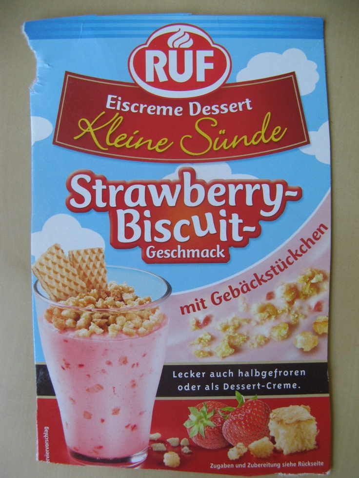 RUF Strawberry-Biscuit