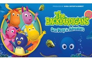 Win Family Pass to The Backyardigans! December/January 2014 Contest.