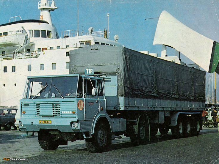 Tatra T813 NTH 4x4 /1967–82/