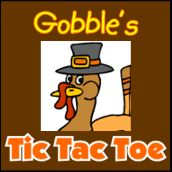 Gobble's Tic Tac Toe - PrimaryGames - Play Free Kids Games Online