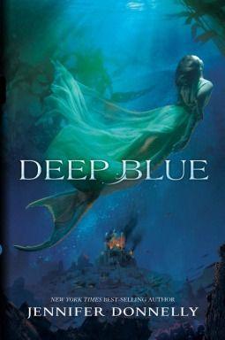 Book Review – Deep Blue (Waterfire Saga 1) – NEVER A SIDEKICK