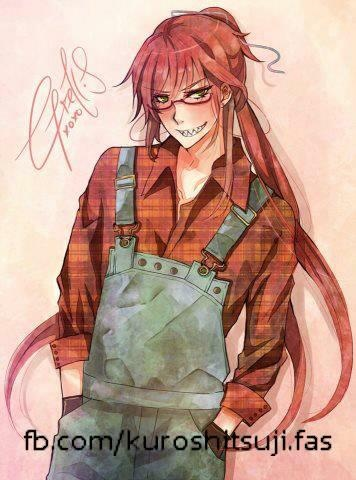 Grell Sutcliff, living the country-life BAHAHAHH A COUNTRY GRELL??? MADE MY DAY