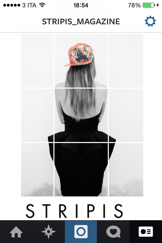 @STRIPIS_ MAGAZINE — STRIPIS COVER 20 NEW Era CAP / Agnes Schultz /...