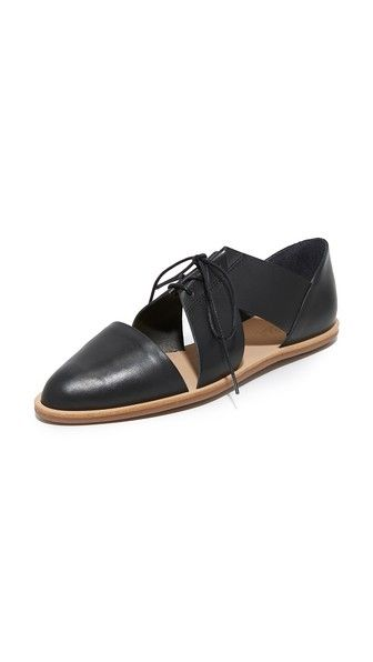 Loeffler Randall Ботинки на шнурках Willa