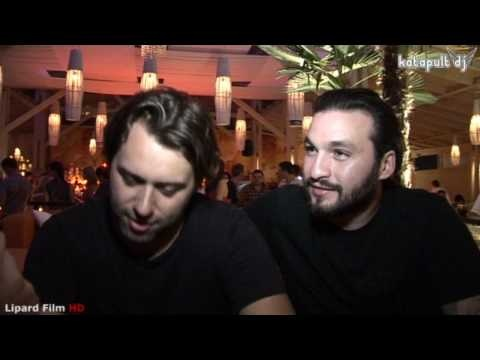 INTERVIEW Steve Angello & Sebastian Ingrosso Interviewed by KatapultDJ in Hungary 2009