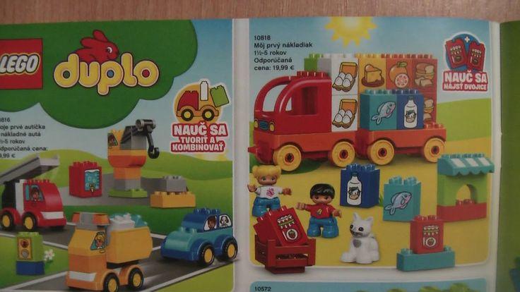 LEGO Katalóg 2018  (1-26)