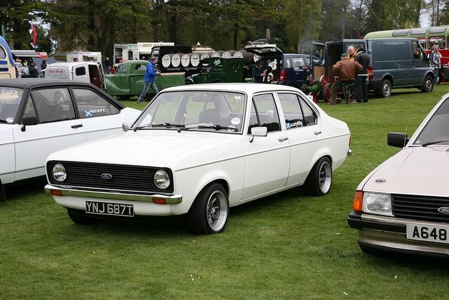 1978 Ford Escort Mk2.