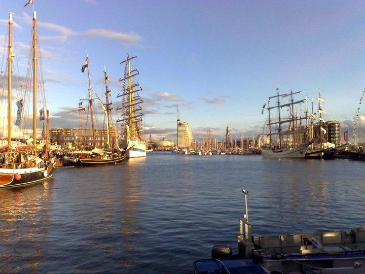Port, Bremerhaven~Germany