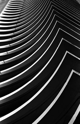 Abstractions by Ronan THENADEY, via Flickr Architecture in #BW #BlackandWhite