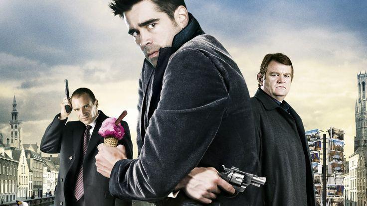 Película Recomendada: In Bruges #cine #inbrudges #brendangleeson