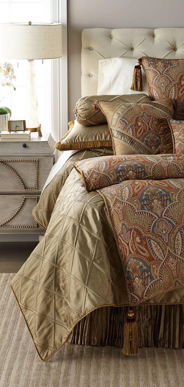 Designer Bedding Sets Cottage bedroom decor, Bedroom