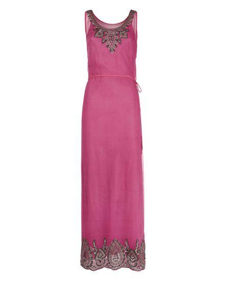 Silk Chiffon Maxi Dress £298.00 love this..#jigsawessential