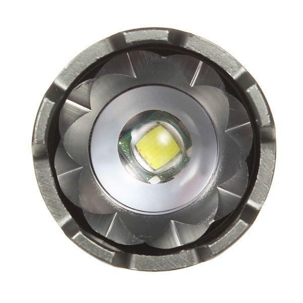 MECO XM-L T6 2000lm 5 Modello a Forma di Loto LED Torcia Elettrica