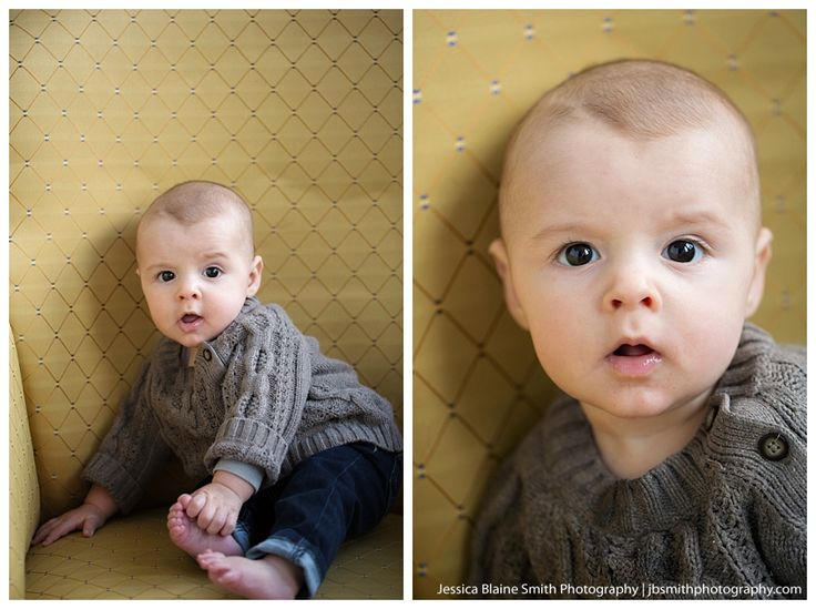 Four Months Old Baby | Jessica Blaine Smith