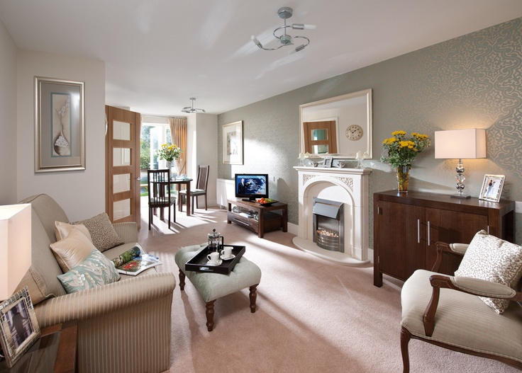 Thoughtfully designed homes with 1 and 2 bedroom Later Living apartments on Albany Road, Chorlton by McCarthy & Stone.